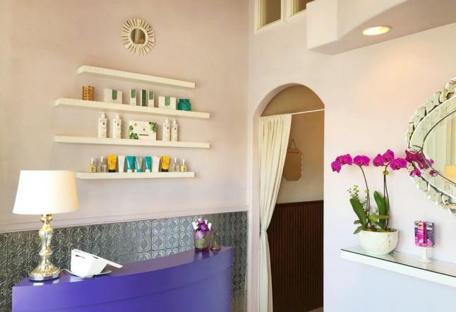 petite spa