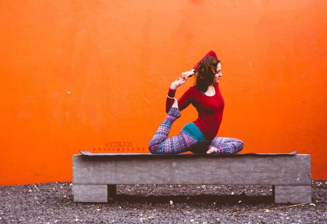 marina yogini