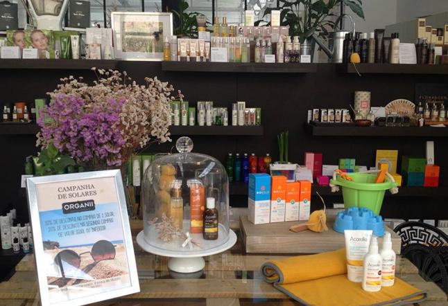 organii organic cosmetics