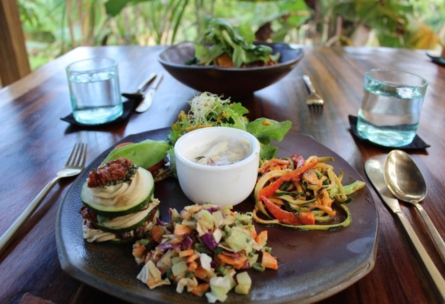 moksa plant based restaurant