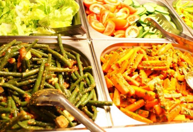 the organics foods & cafe