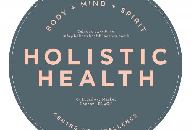 holistic health hackney