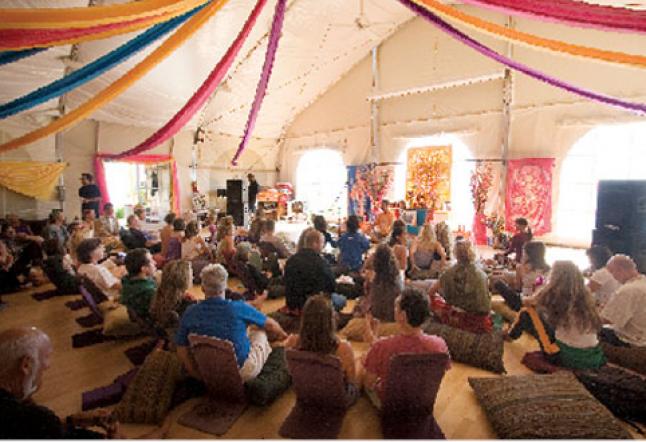 esalen yoga festival in big sur