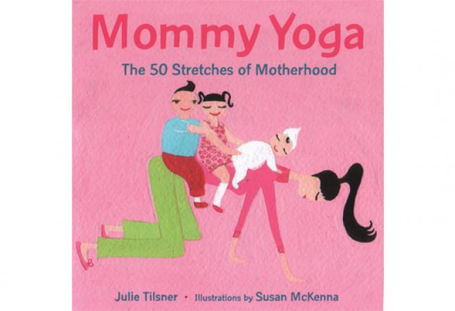 mommy yoga