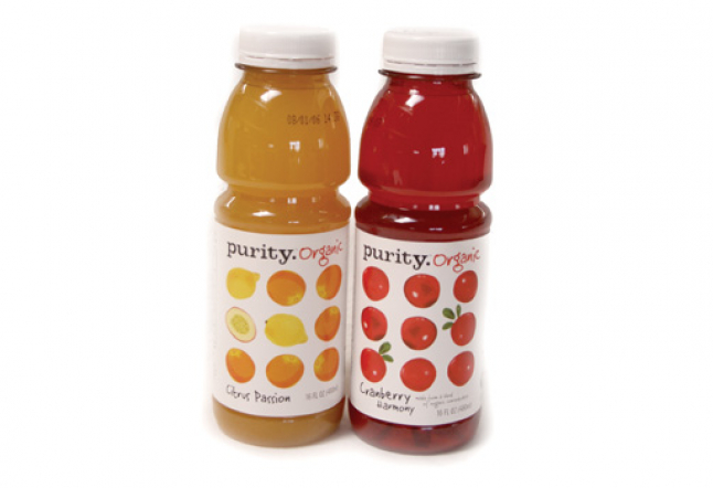 purity organic juices