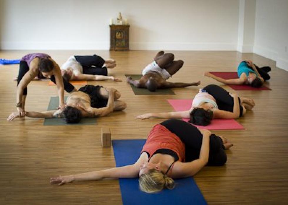 yoga mayu