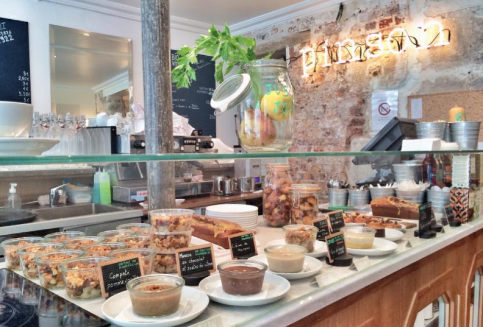 café pinson 3ème arrondissement