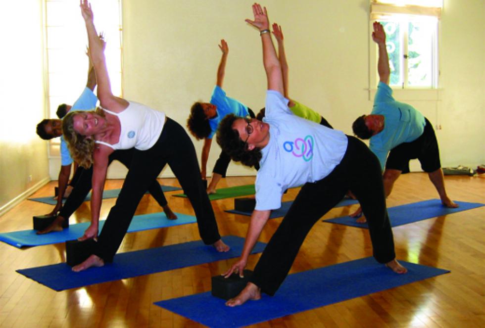 alameda yoga station