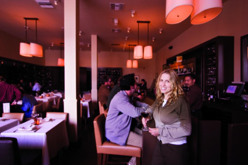 a.o.c. wine bar and restaurant