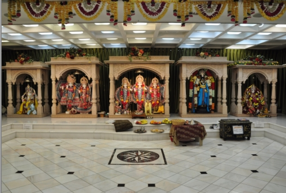 hindu temple of arizona
