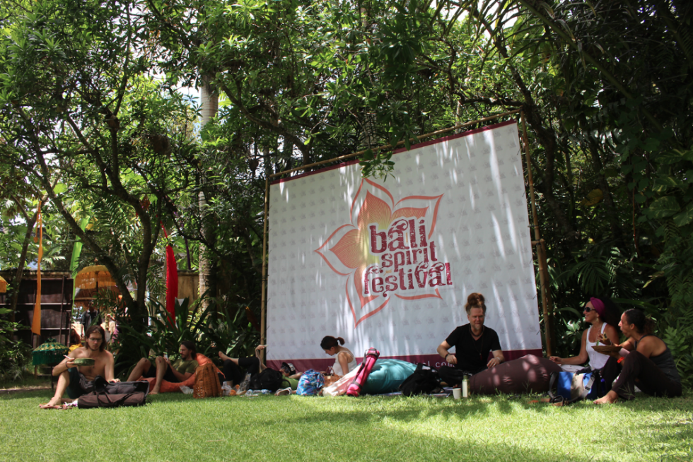 bali regreen program - a bali spirit festival outreach