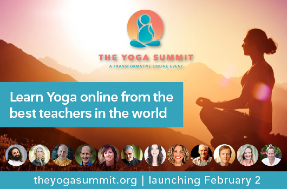 The Yoga Summit | February 2-22, 2017