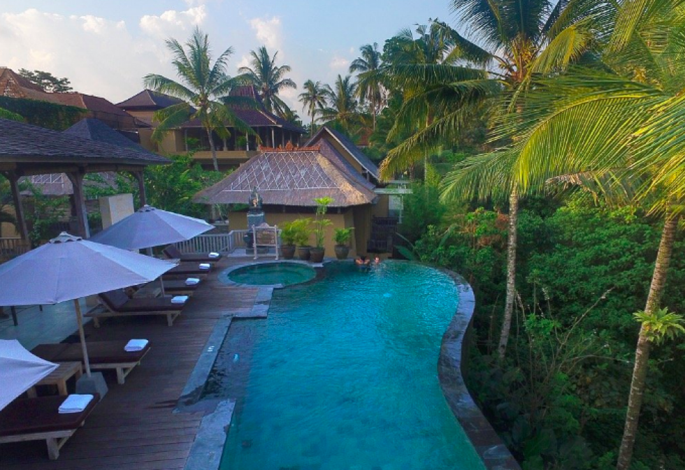 wapa di ume - ubud resort and spa