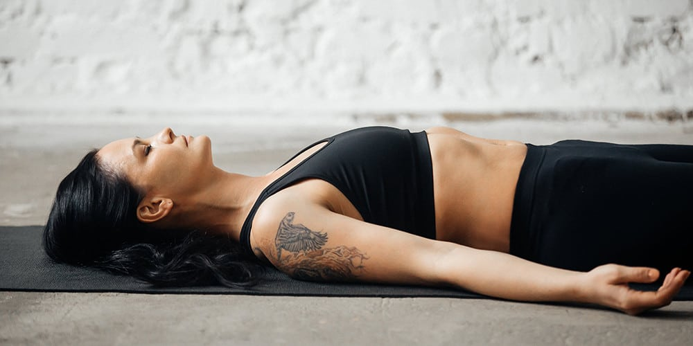savasana yoga pose asana how what